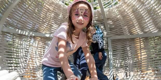 Сергунина: Культурные площадки Москвы подготовили праздничную программу ко Дню защиты детей. Фото: М. Мишин mos.ru