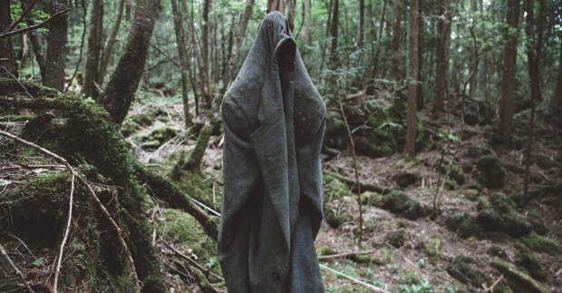 Места, где есть свидетельства об увиденных призраках