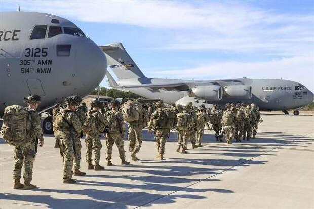 СМИ: Европейские союзники просят США отложить вывод войск изАфганистана