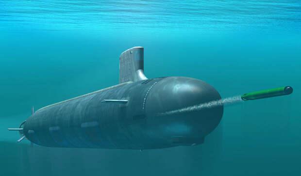 Идет плановое перевооружение ВМФ России: торпеда «Ихтиозавр» полностью отвечает требованиям