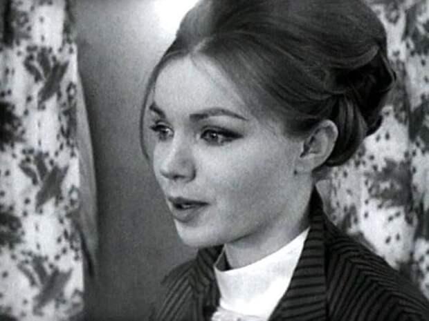 Валентина Теличкина в фильме *Начало*, 1970   Фото: kino-teatr.ru