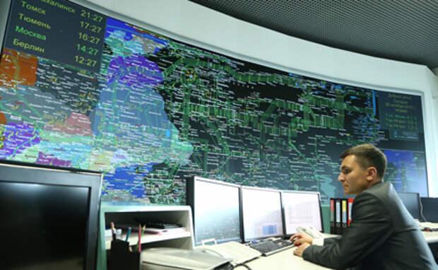 """""""Газпром"""" с начала года увеличил добычу газа на 15,4%"""