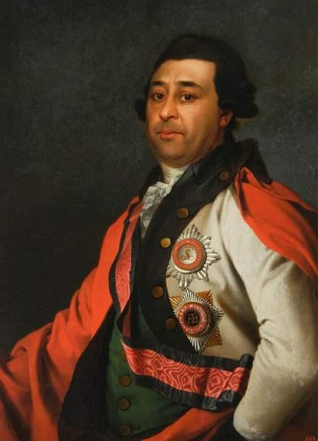 21 апреля 1770 года дед Пушкина Иван Ганнибал с отрядом в 300 штыков взял на испуг турецкую крепость Наварин