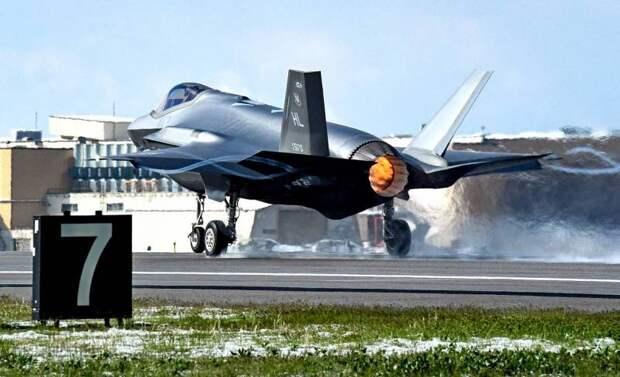 Раскрыта суть масштабных проблем с двигателями F-35