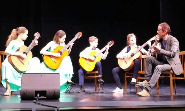 Воспитанники школы искусств на Дежнёва стали победителями регионального конкурса