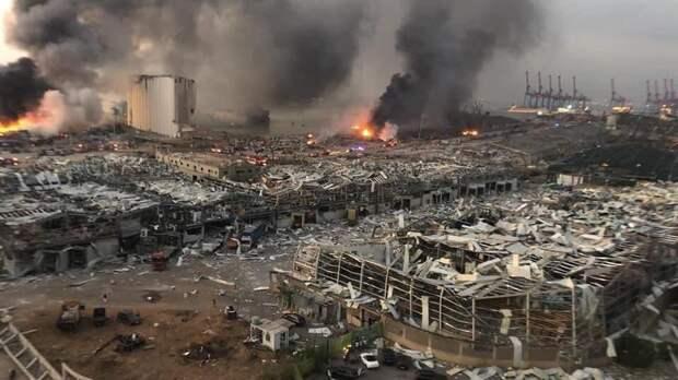 Взрыв в Ливане: «Украинский след» обнаружен, но отвергнут
