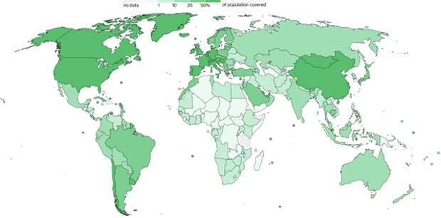 Пандемия COVID-19: мир не справляется