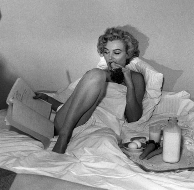 Секреты красоты Мэрилин Монро, повторить которые многие современные женщины не рискнут