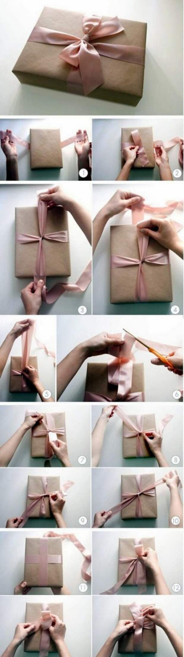 Идеи упаковки подарков на Новый Год 2019