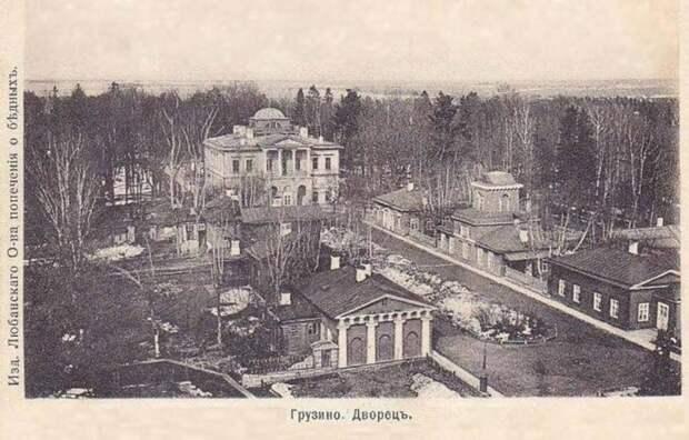 Российский помещик граф Аракчеев