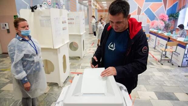 «Единая Россия» уверенно победила на выборах депутатов Госдумы в Ивановской области