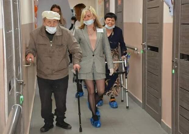 В Благовещенске открыли дневное отделение для пожилых и инвалидов