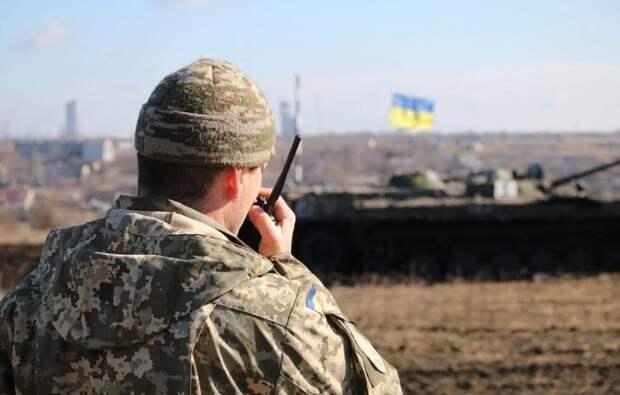 Командир батальона ВСУ заставил военных рыть окопы на минном поле