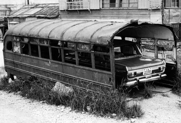 Вторая жизнь транспорта