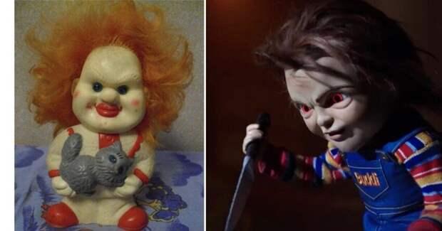 Недетское развлечение: игрушки, которые можно запросто использовать вфильмах ужасов