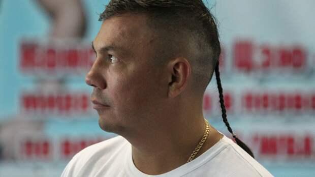 Константин Цзю: до 14 лет Тим не занимался боксом