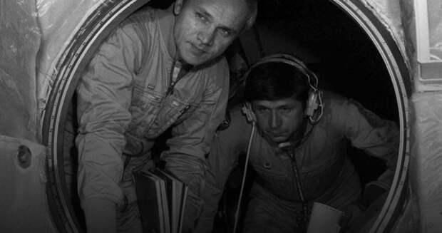 Орбитальная станция «Салют-7»