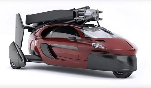 Голландская фирма PAL-V начала принимать заказы на свой аэромобиль