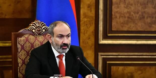 Пашинян рассказал о потерях из-за конфликта в Карабахе