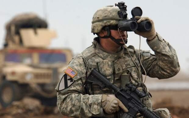В «серую зону» Донбасса прибыли американские и немецкие наемники