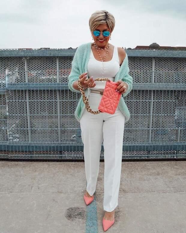 Модные тренды лета 2021 для дам среднего возраста: 30 способов показать себя во всей красе