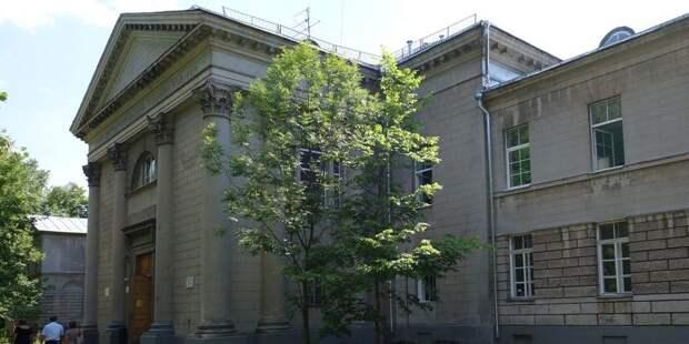 Здание больницы начала XX века в Куркине отреставрируют