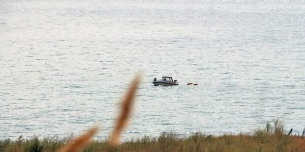 Украинских спасателей наградят за бесстрашное бегство от российского корабля в Черном море