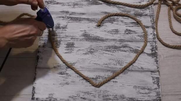 Необыкновенные идеи из верёвки и джута, которые вы захотите повторить