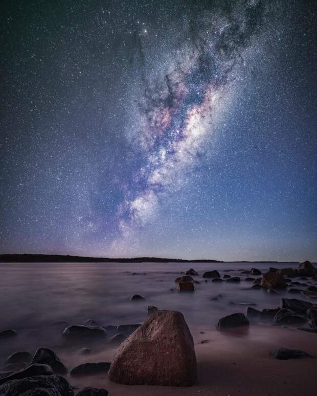 Наша планета в объективе Джеймса Блейкени