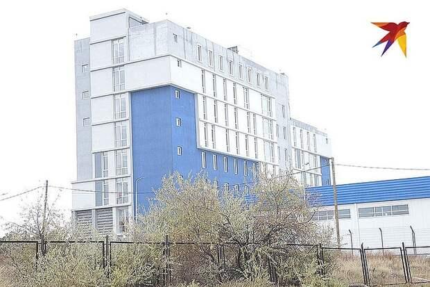 Лаборатория расположена в новеньком, суперсовременном здании в поселке Алексеевка Фото: Дарья АСЛАМОВА