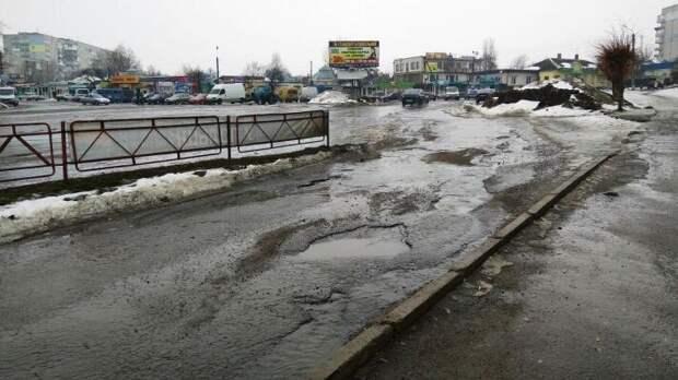 Дороги Украины уже существенно уступают по качеству крымским