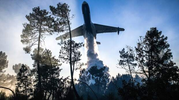 Разбившийся в Турции Бе-200 был одним из двух в составе ВМФ России