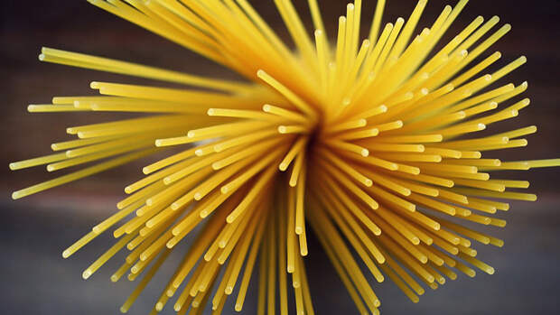 Китайские ученые создали макароны, которые меняют форму во время варки