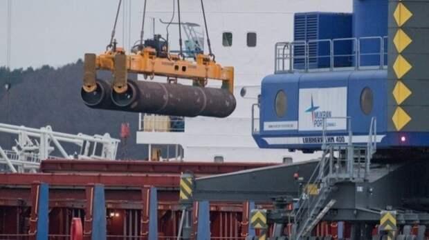 «Уже вдоле»: почему США отказываются отсанкций против «Северного потока— 2»?