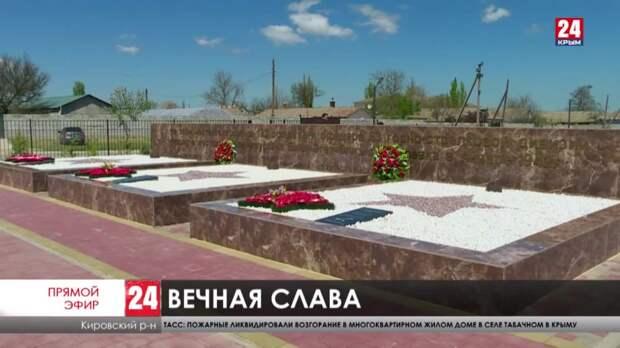 Феодосийцы вспоминают героев войны