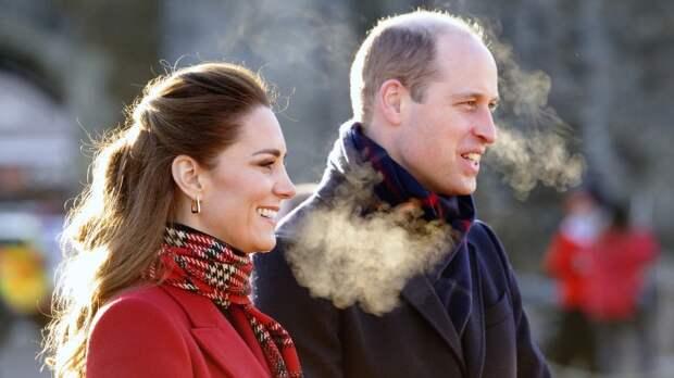 Кейт Миддлтон и принц Уильям показали фото подросшего сына Луи