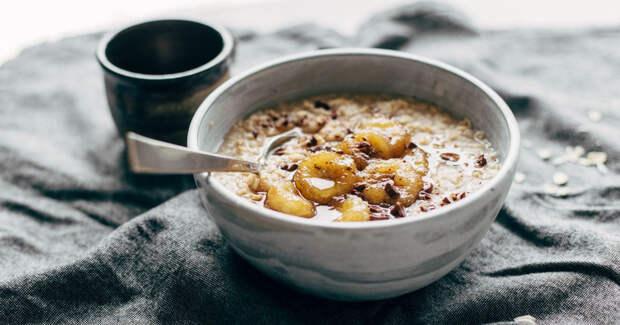 Вот завтрак, который помог мне разобраться с жиром, сахаром и холестерином в крови