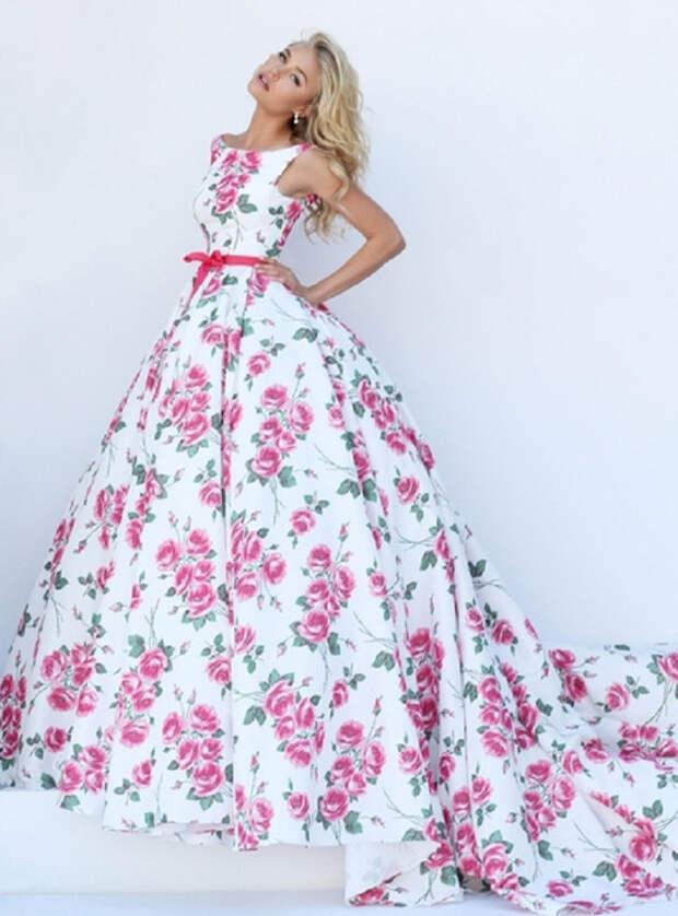 Летняя мода — 2017. Что носить, с чем носить... 20 лучших принтов и расцветок!