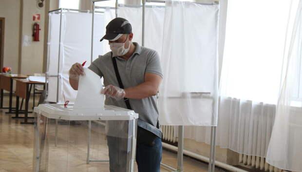 Явка на голосовании по Конституции РФ в Подмосковье на 12:00 составила 64,49%
