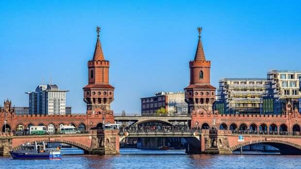 Кабмин Германии настаивает на сохранении транзита газа через Украину