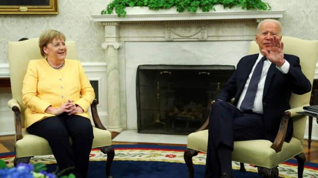 США решают вопрос Германия-Украина-Россия