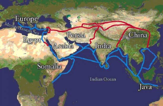 Перец, шафран, корица: Как пряности помогали людям совершать географические открытия