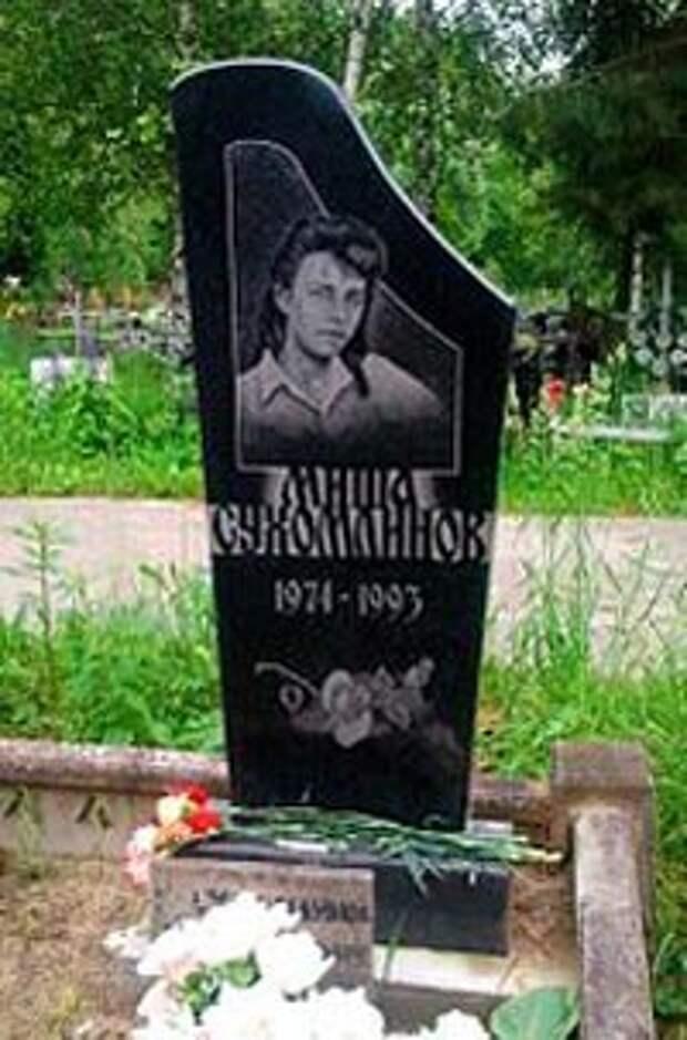 Памятник Михаилу Сухомлинову на Домодедовском кладбище. wikimedia