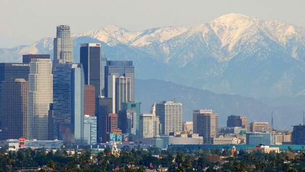 Лос-Анджелес отпугивает русских эмигрантов бездомными и отсутствием зимы