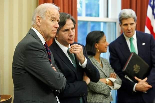 Кто определяет внешнюю политику США?
