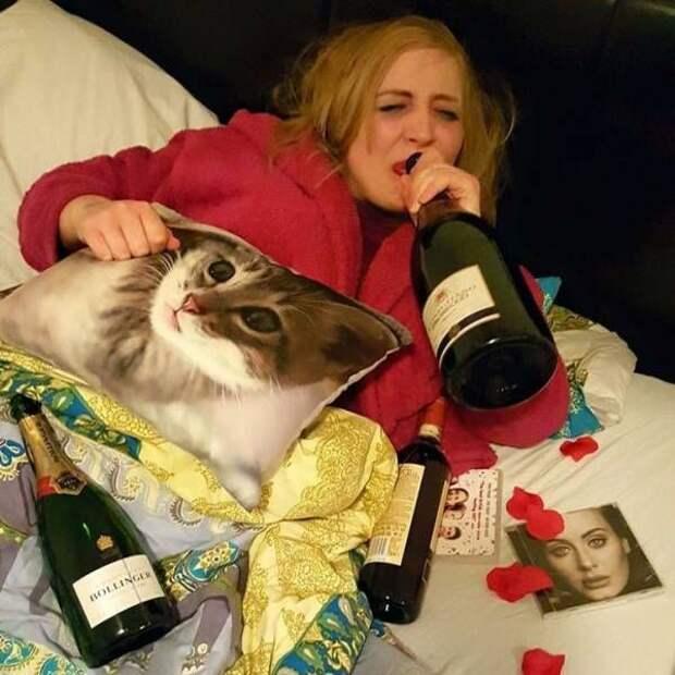 Позитивные фото приколы и смешные картинки из сети (11 фото)