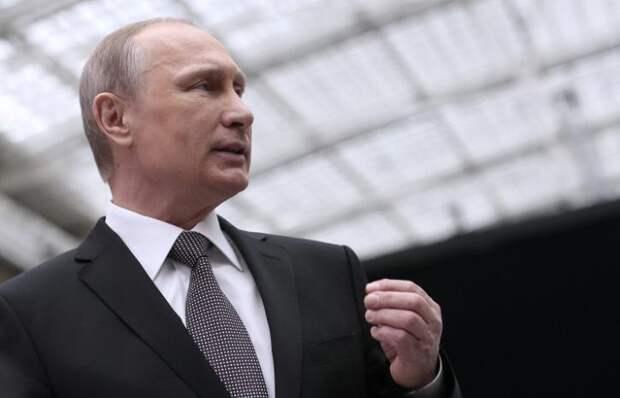 """Журнал Foreign Policy назвал решение Путина в отношении США """"мастерским ходом"""""""