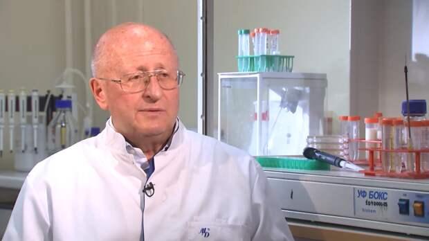 """Гинцбург исключил бесплодие у женщин после вакцинации """"Спутником V"""""""