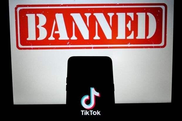 Дональд Трамп намерен заблокировать TikTok в США