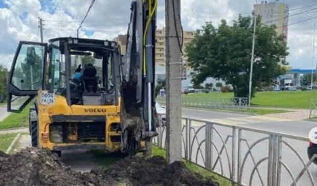 Новые ливневки появятся вСтаврополе после подтоплений